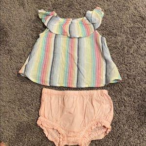 Old Navy baby set